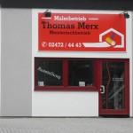 Malermeister Merx Monschau